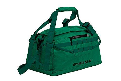 Granite Gear 20″ Packable Duffel – Fern/Boreal Review