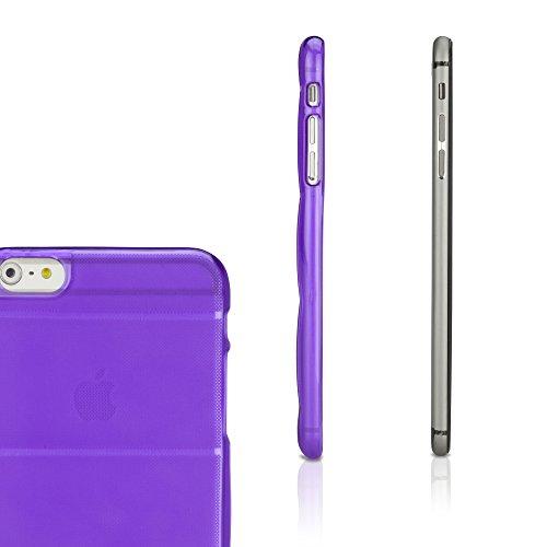 BoxWave Schutzhülle für Apple iPhone 6Plus Deelite, bunt, Ultra Durable Apple iPhone 6Plus TPU case mit erhabenen Konturen-auf der Rückseite, für Apple iPhone 6Plus, Violett