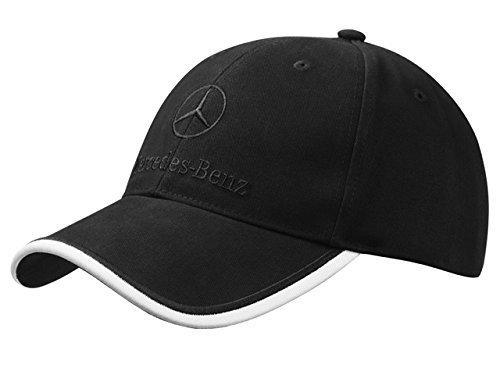 Casquette noire originale Mercedes-Benz