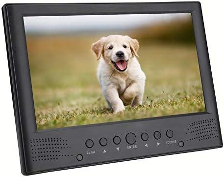 9 Pulgadas 800 x 480 TV Digital, Alta Sensibilidad Sintonizador ...