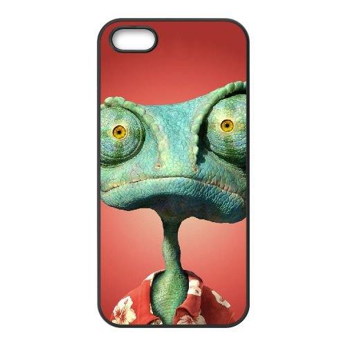 W3F18 film Rango E7O3ZO coque iPhone 4 4s cellulaire cas de téléphone couvercle coque noire SG7XKX0IL