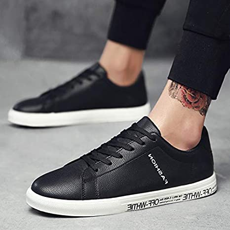 a072a3fb2996a Amazon.com: NANXIEHO Fashion Men Trend Student Sneakers Spring ...