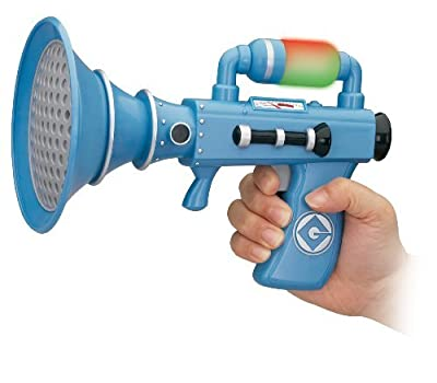 Despicable Me 2 Fart Blaster: A Despicable Minion Gadget