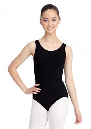 DanceNwear Adult Tank Top Nylon/Lycra Leotards
