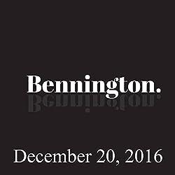 Bennington, Pamela Adlon, Louie Anderson, December 20, 2016