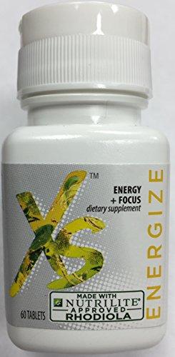 Nutrilite XS Energy Focus Rhodiola