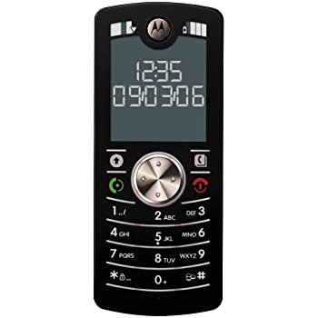 motorola motofone f3 unlocked phone with dual band gsm 850 1900 international. Black Bedroom Furniture Sets. Home Design Ideas