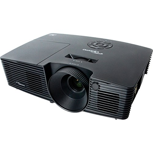 Optoma S316 Full 3D SVGA 3200 Lumen DLP Projector with Superior Lamp Life and HDMI review