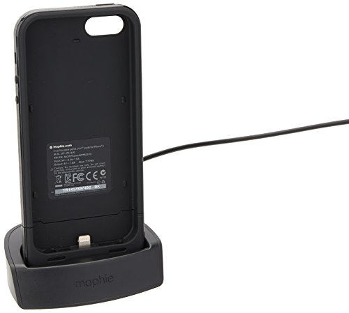 new product 3b1f4 6959d Mophie Juice Pack Plus Battery Case with Dock Bundle for - Import It All