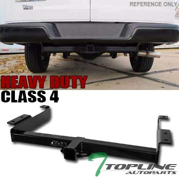 For Express 2500 96-14 Steel Rear Bumper Painted Black