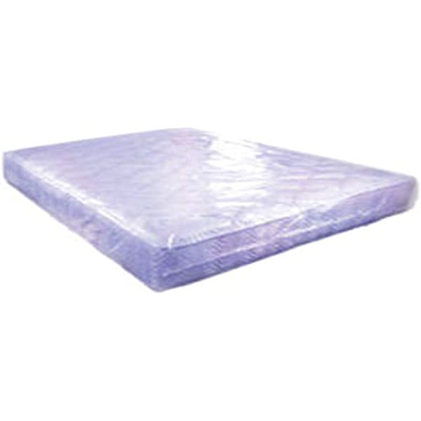 Plastic Mattress Bag Protector 6ft Heavy Duty 400gm Super King Size Mattress