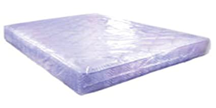 Large Strong Heavy Duty Plastic Polythene King Size Mattress Cover