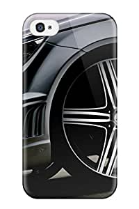 Anti-scratch And Shatterproof Mercedes Phone Case For Iphone 4/4s/ High Quality Tpu Case