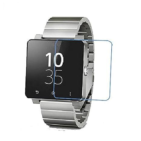 peibo 5 x Clear LCD Protector de pantalla para Sony SW2 Smartwatch ...