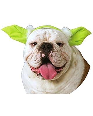 Rubie's 888250 Star Wars Classic Dog Yoda Ears Headwear