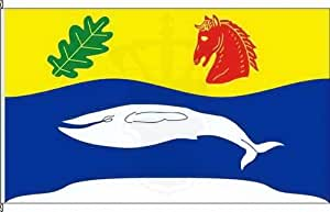 Bandera Pequeño Bandera Grande pampau–40x 60cm