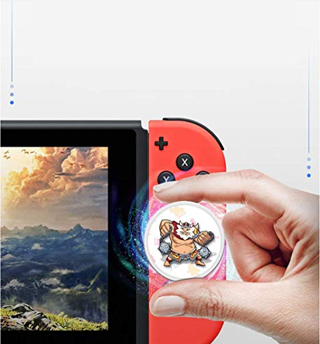 NFC Tag Game Cards for the Legend of Zelda Breath of the Wild Switch/Wii U – 23pcs Mini Cards with Crystal Case