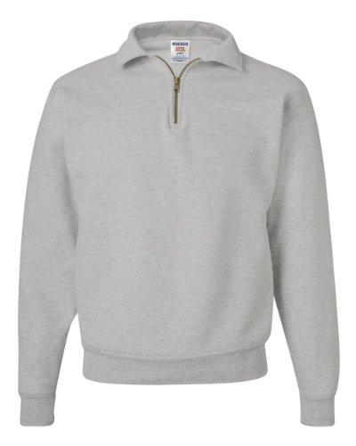 JERZEES 4662MR - NuBlend SUPER SWEATS Crewneck Sweatshirt (Crewneck Sweatshirt Sweats Super)