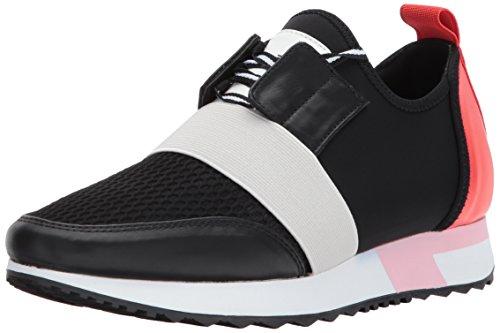 Steve Madden Women Antics Sneaker Black/Multi