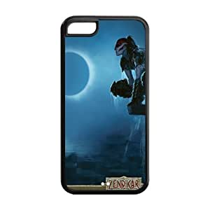 Fashion Magic The Gathering Personalized iPhone 5C Rubber Silicone Case Cover