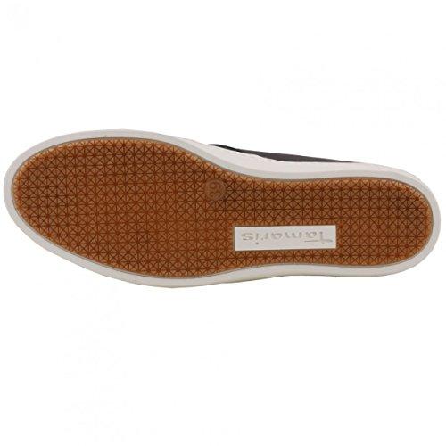 Tamaris 1-24625-28 Zapatillas con cordones para mujer Schwarz