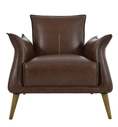 Moe's Home Collection WH-1009-03 Verona Club Chair, Light (Verona Club Chair)