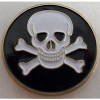 Marqueur de balle de Golf en métal de Mort 1 position uniquement