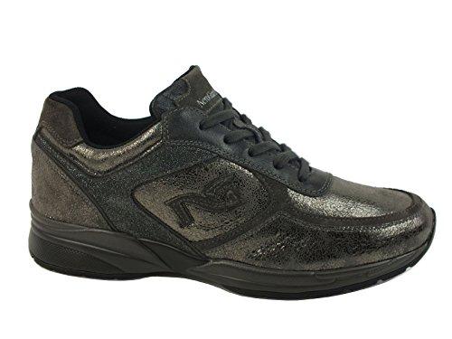 Nero Giardini - Zapatillas de Piel para mujer