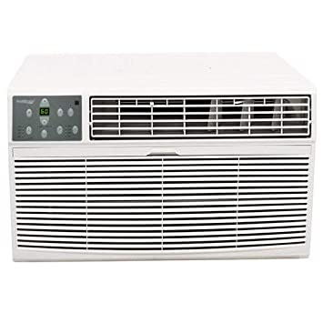 Koldfront WTC12001W 12,000 BTU 208 230V Through The Wall Heat Cool Air Conditioner