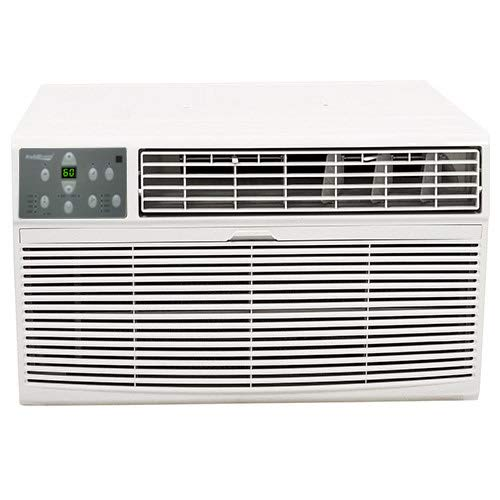 (Koldfront WTC8001W 8,000 BTU Through The Wall Air Conditioner with 3500 BTU Heater)