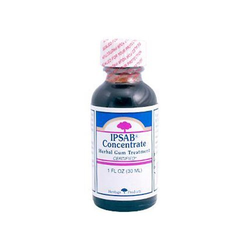 - HERITAGE STORE IPSAB CONCENTRATE, 1 FZ