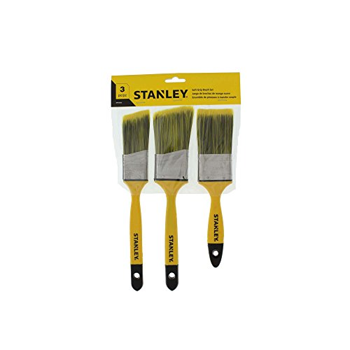 STANLEY Soft Grip Polyester Brush