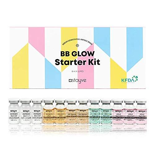 BB Glow Starter Kit Stayve Gold Serum Stayve Treatment Mesowhite Meso BB