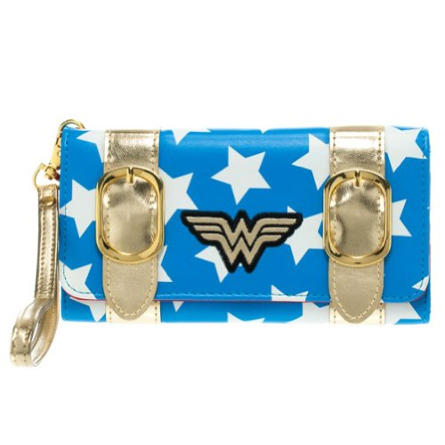 DC Comics Wonder Woman Satchel Cartella borsa