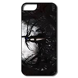 Cute Black Rock Shooter Case For Iphone 6 4.7 Inch Cover For Family