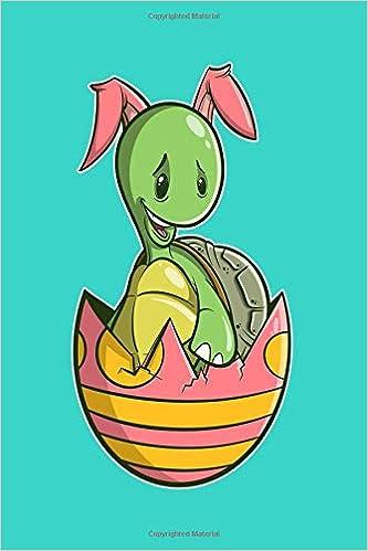 Easter Clip Art Turtle