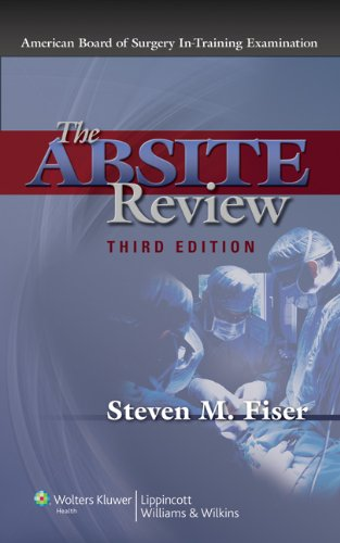 The ABSITE Review (Fiser, The ABSITE Review)