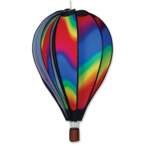 hot air balloon wind spinners - 8