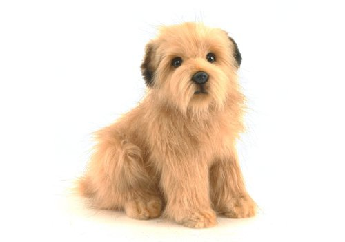 Plush Soft Toy Norfolk Terrier. Cute Lifelike Dog. 23cm. by Hansa