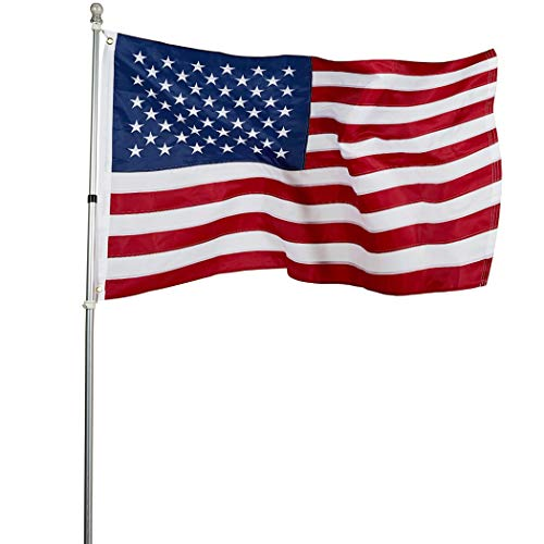 Stripes Stars And Banner - ROTERDON American USA Flags - The Stars and Stripes The Old Glory US National Oxford Flag 3x5 ft Banner Flags