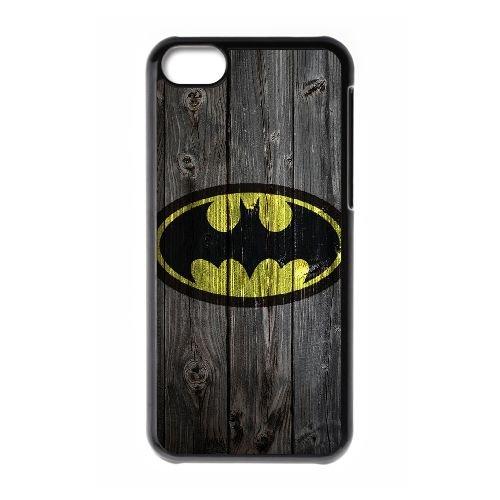 Batman JP33YQ7 cas d'coque iPhone de téléphone cellulaire 5c coque M1TN6L7VU
