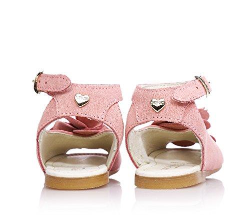TWIN-SET - Sandale rose,filles,enfant