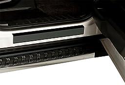 Putco 95150BP Black Platinum 4-Piece Door Sill Kit