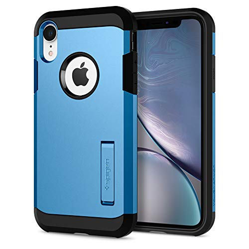 Spigen Tough Armor Designed for Apple iPhone XR Case (2018) - Blue