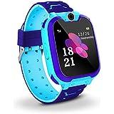 Niños Smart Watch Phone, La Musica Smartwatch para niños de 3-12 años Niñas con cámara Ranura para Tarjeta SIM Juego de…