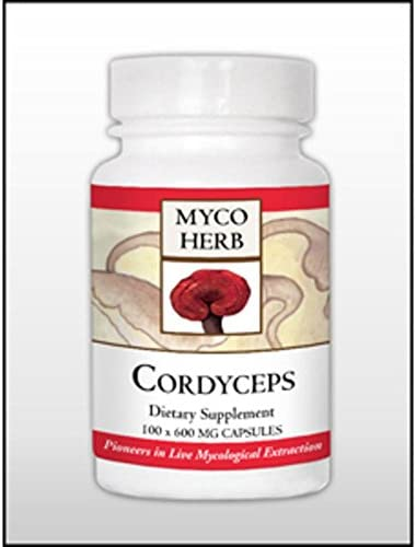 MycoHerb by Kan, Cordyceps 100 caps