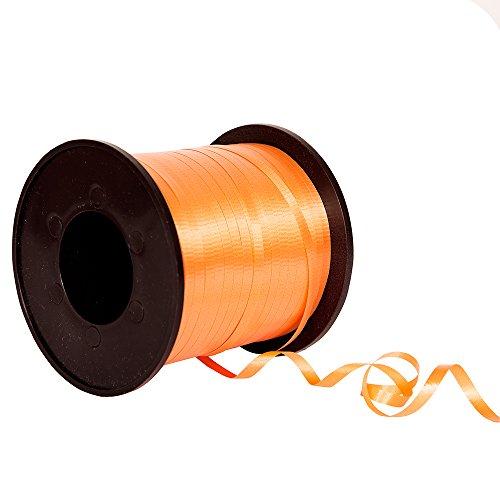 Orange Curling Ribbon 500 Yd
