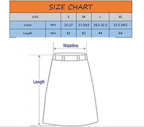 fce6f99a2f1 Honey Qiao Chiffon Maxi Skirt Bridesmaid Dresses Long High Waist Floor Ankle  Length Elastic Woman