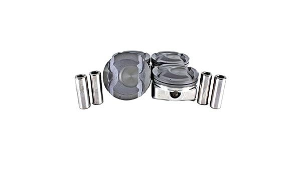 Piston Ring Set Fits 12-16 Hyundai Kia Accent Rio 1.6L L4 DOHC 16v