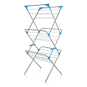 Minky 3 Tier Indoor Airer with Drying Space